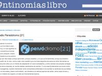 Antonomias Libro - El blog de Manuel Gil