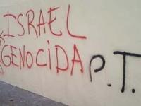 Graffitti en el Obselisco de Buenos Aires - 2