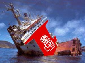PSOE - Los restos del naufragio