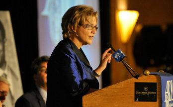 Pilar Rahola, premio Derechos Humanos, 2011 de UN Watch - © LVD - La Vanguardia Digital