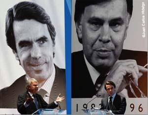 Alternancia PSOE - PP